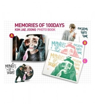 김재중 MEMORIES OF 100 DAYS